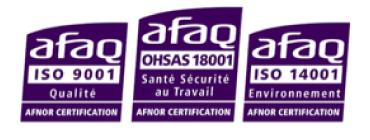Logos AFNOR